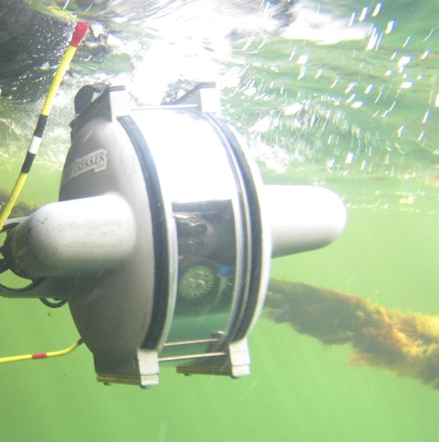 Inspección aérea y submarina con<b><u> <br>PATAGONIA ROV</u></b>